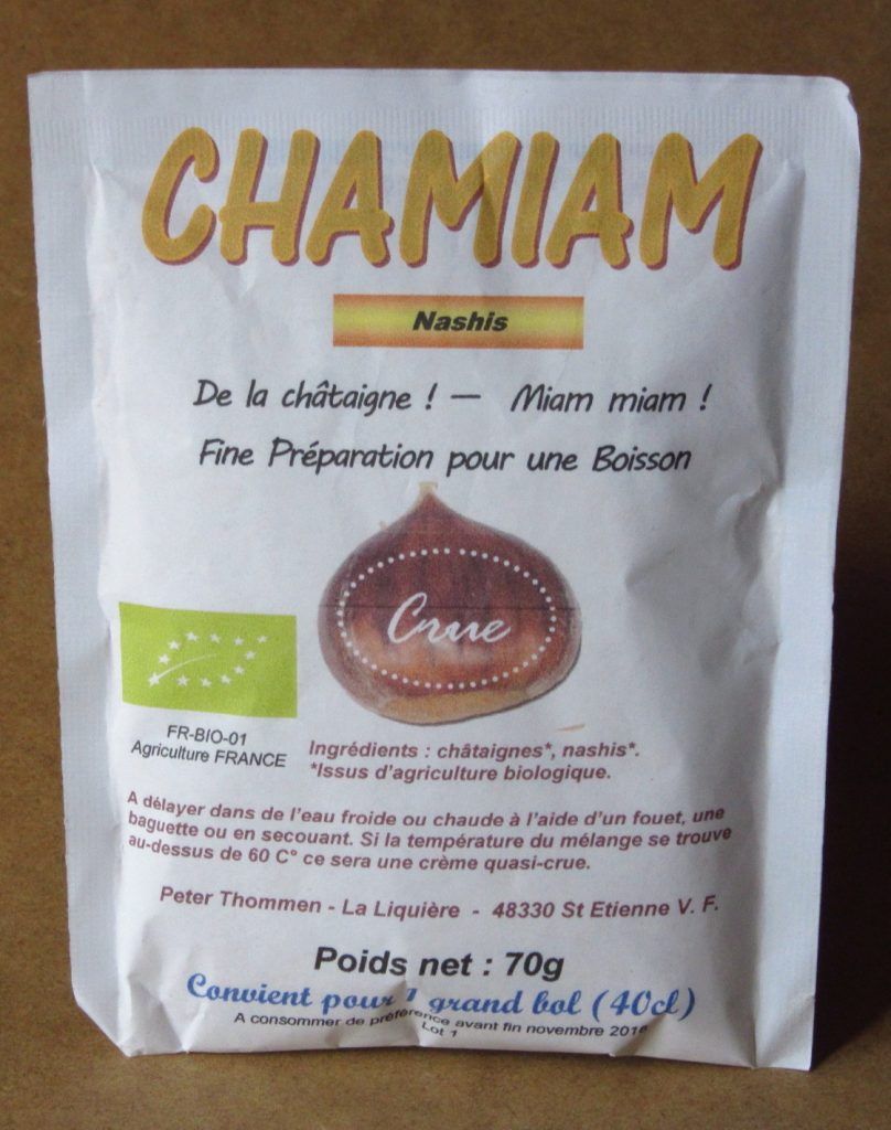 chamiam nashi